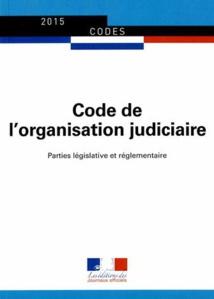 Une proposition de loi sur l'indépendance de la Justice et de la Cour de cassation (Proposition de J. MEZARD et autres)