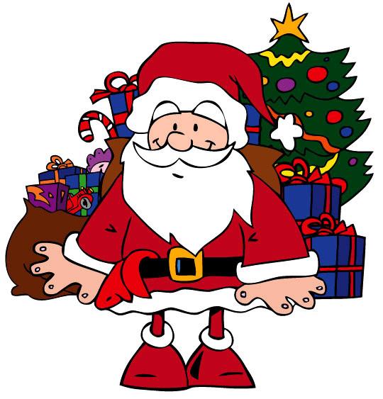 Le Père Noël : essai d'une qualification juridique. Plan en deux parties.