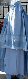 """""""Art. 1er. - Nul ne peut, dans les lieux ouverts au public et sur la voie publique, porter une tenue ou un accessoire ayant pour effet de dissimuler son visage..."""". Proposition de loi sur la burqua."""