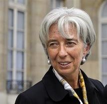 Le conseil de régulation financière et du risque systémique (CRFRS) : Christine LAGARDE à la barre ! Les dirigeants d'entreprises à risque systémique bientôt auditionnés.