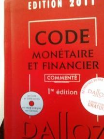 Un code oublié, un code scindé, un code écartelé, mais un code commenté ! Dalloz publie le CMF commenté par M. STORCK, J. LASSERRE-CAPDEVILLE, annotations E. CHEVRIER et P. PISONI.
