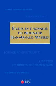 Quand le Président du Sénat remercie le prof. Jean-Arnaud MAZERES, un homme d'Etat remercie son professeur de droit.