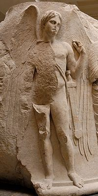 Thanatos, Dieu Grec de la mort