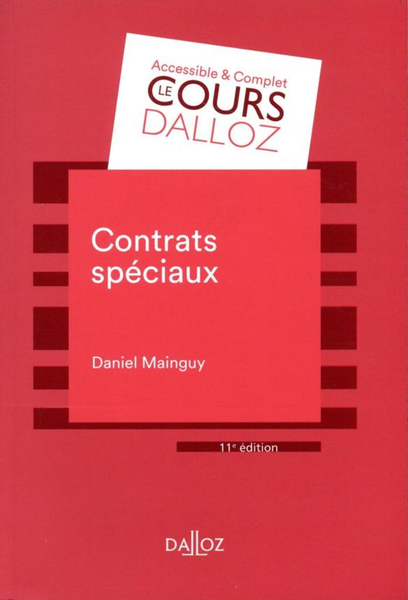 Conformité, droit de la consommation et droit commun, une note Daniel Mainguy.