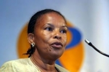 Christiane TAUBIRA, ministre de la Justice, garde des Sceaux
