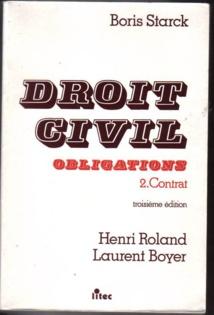 """Merveilleux """"Dictionnaire des expressions juridiques"""" (LexisNexis) du Prof. Henri ROLAND"""