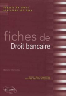 Les sociétés financières (brève fiche de correction)