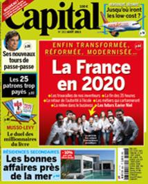 """Le célèbre mensuel """"Capital"""" livre en 12 lignes le détail qui ébranle la défense de Bernard TAPIE !"""