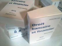 Sur Amazon : Droit bancaire et financier, 2014, éd. Direct Droit, 818 p., par Hervé CAUSSE... Nouvelle édition 2016 !