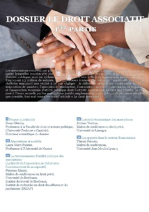 Un dossier sur le droit des associations (Journal des sociétés, n° 121 juillet 2014, n° 122 septembre 2014)
