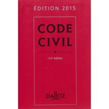 Le Code civil sera réformé par voie d'ordonnance (L. 16 février 2015, art. 8 ; Déc. Cons. c. 12 fév. 2015)