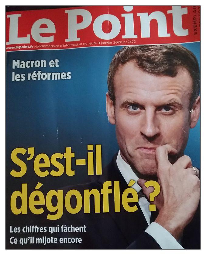 L'effondrement : demain la France en dictature ? 5 scénarios, 1 seul hasard !
