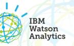Le conseiller de banque et l'outil d'intelligence artificielle IBM Watson à qui donner des conseils juridiques...