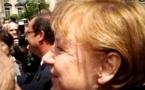 Angela MERKEL dénonce la finance qui menace l'économie