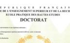 Reconnaissance du titre de docteur : un petit pas pour les docteurs, un grand pas pour le doctorat ?