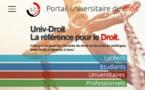 """Merci au """"Portail universitaire du droit"""" pour suivre et illustrer """"nos"""" travaux ! Belle promotion de l'Université !"""