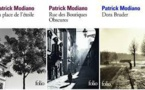 L'émouvante fragilité de Patrick MODIANO, Prix Nobel de littérature