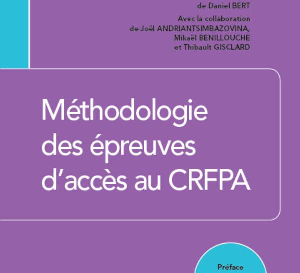 """Réforme du """"pré-CAPA"""" : réforme des conditions d'accès aux centres régionaux de formation professionnelle d'avocats (CRFPA) (D. n° 2016-1389 du 17 octobre 2016)"""