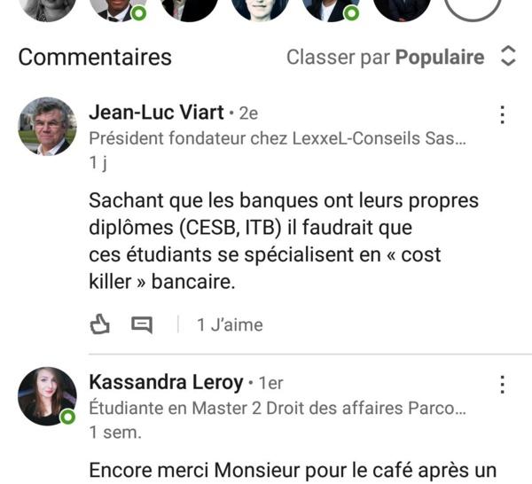 Master 2 Droit des affaires, Parcours Droit bancaire et financier (Université Clermont Auvergne)