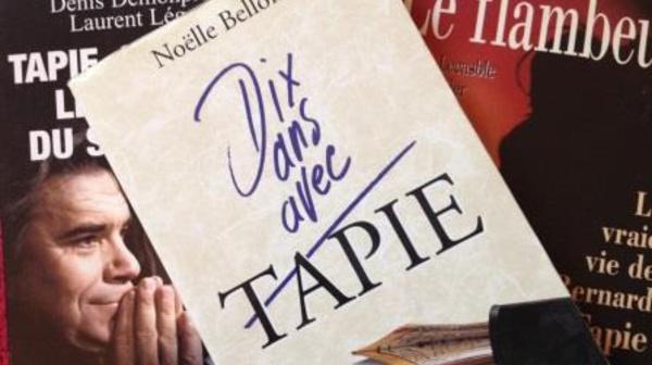 Tenir des propos un peu objectifs sur Tapie, c'était presque devenu intenable !