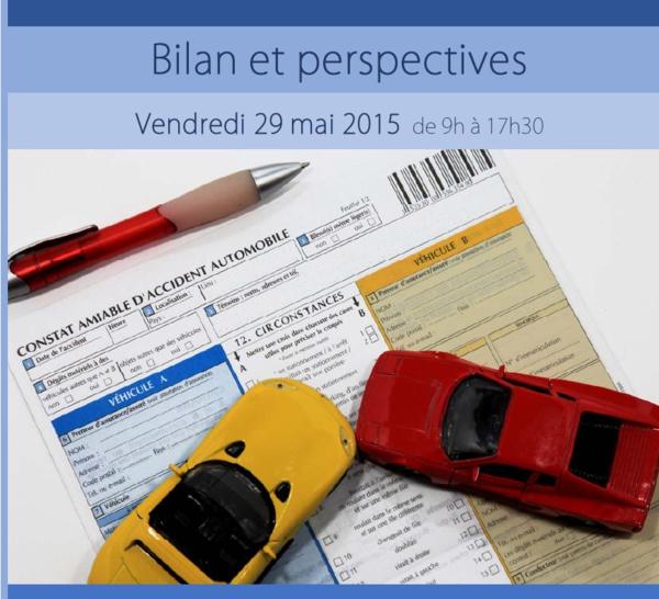 Les 30 ans de la loi Badinter, Colloque de la Faculté de Metz et de l'ERAGE, 29 mai 2015
