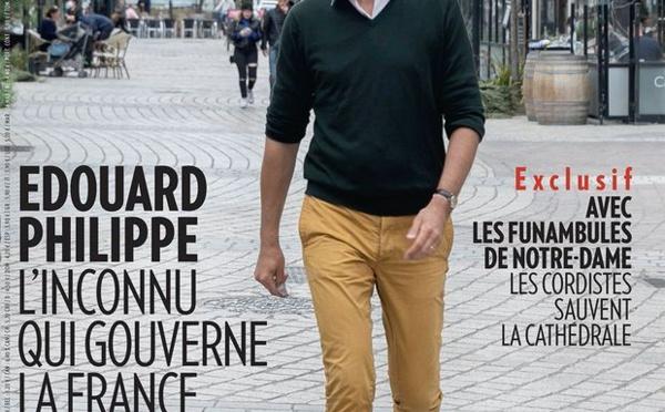 La possibilité d'Édouard. Le bien nommé Édouard Philippe.