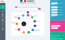 Le site justice.fr informe les citoyens et justiciables