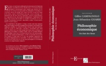 Philosophie économique, éditions Matériologiques.