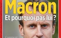 Les 7 piliers de Emmanuel MACRON-En Marche !