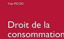 Droit de la consommation, par Yves PICOD (2018, Sirey Dalloz) : le tour de la question !